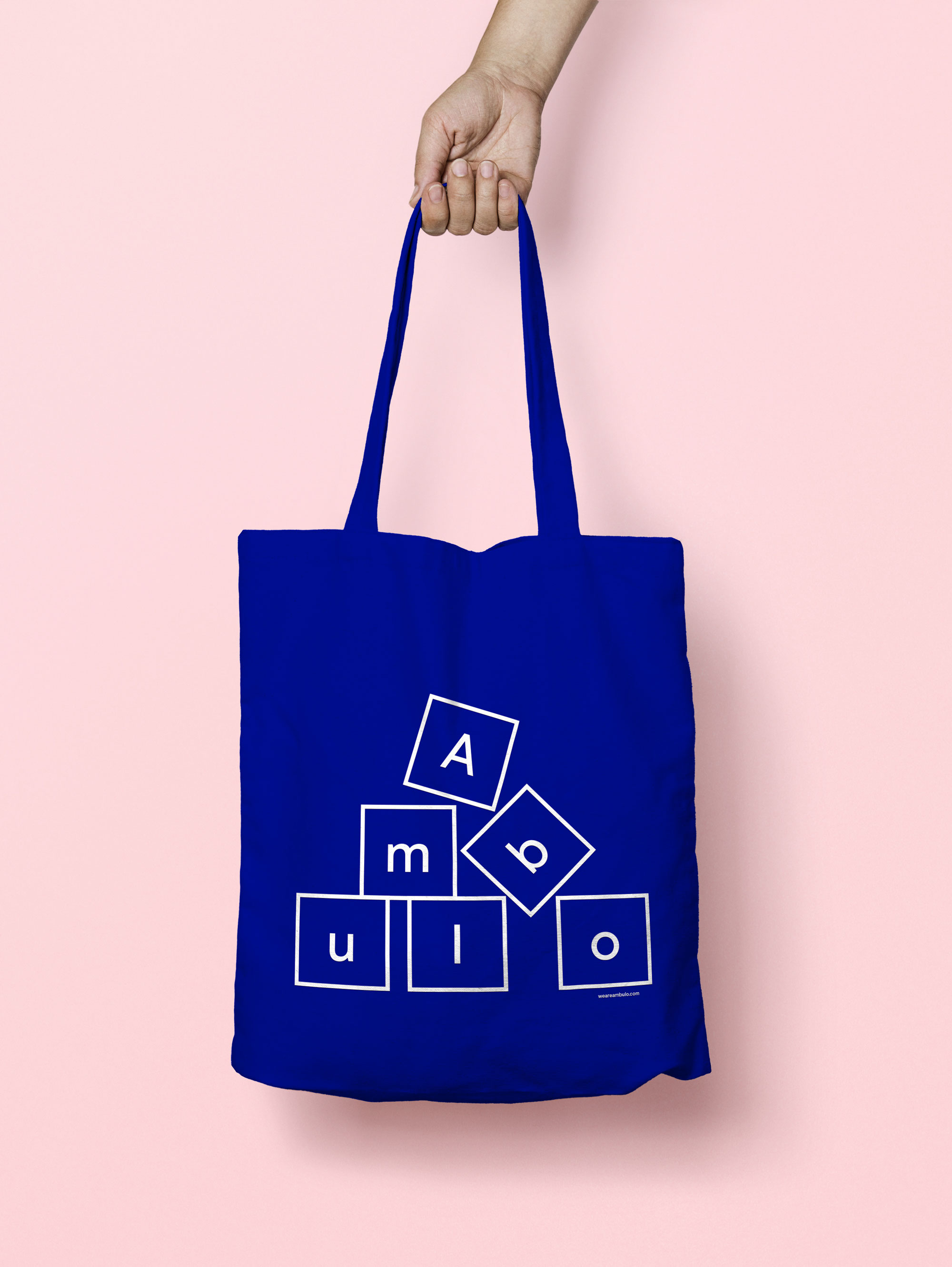 Ambulo tote bag