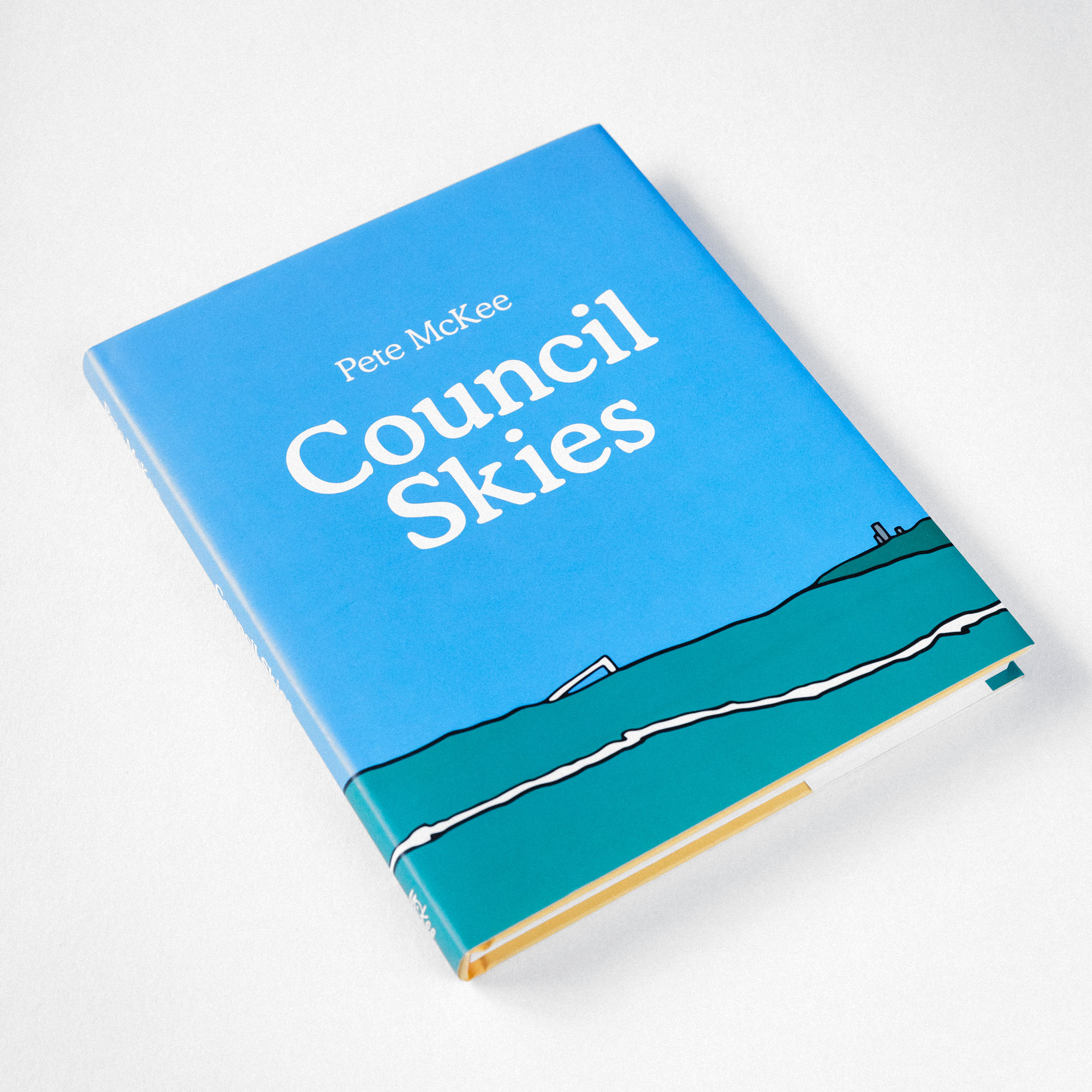 Council Skies Book