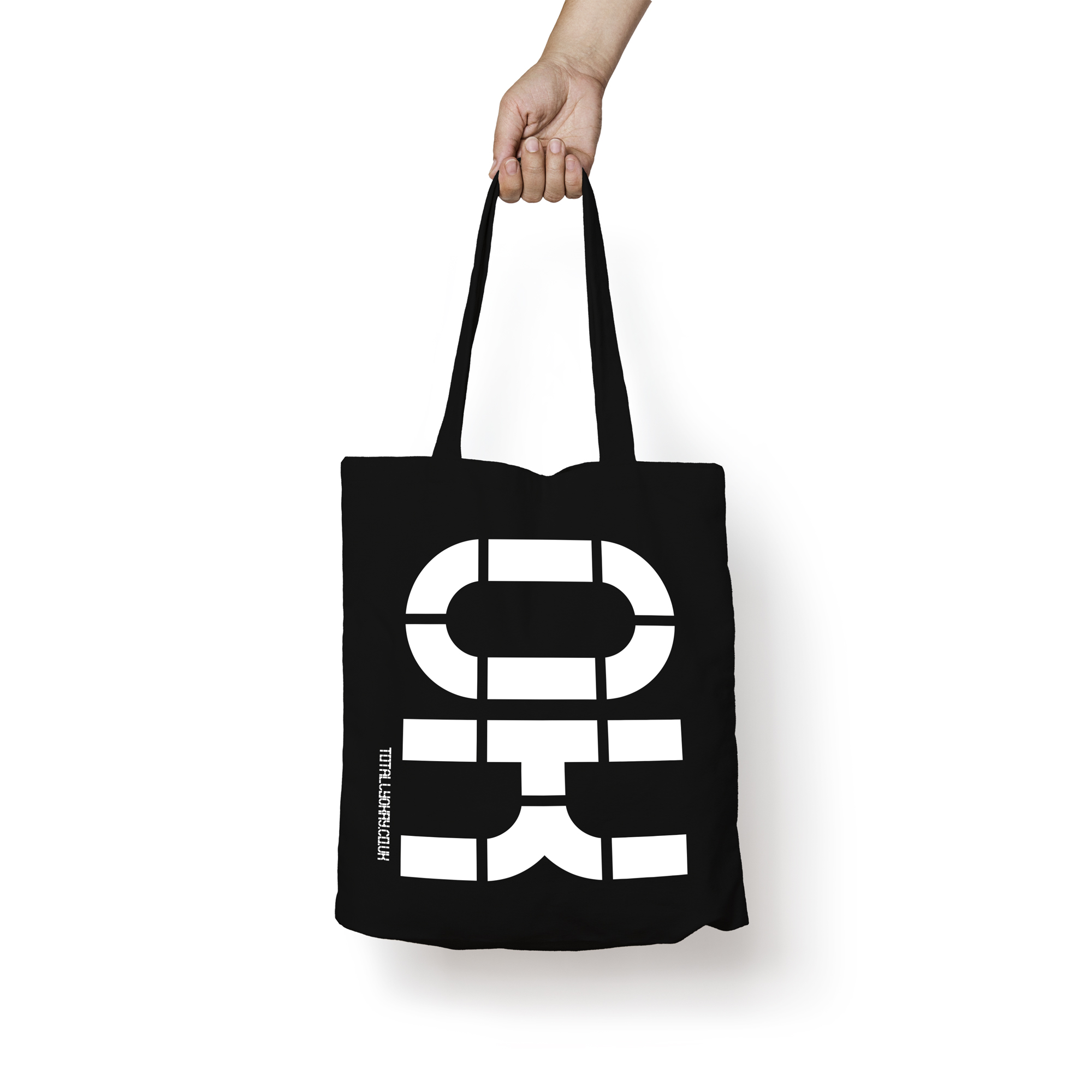 OK Dude tote bag front